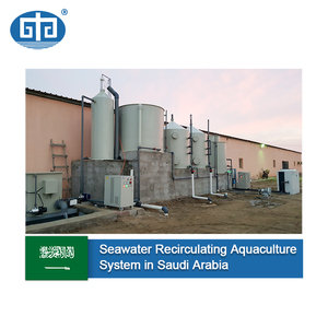 Saudi Arabia Indoor Ras/Shrimp Farming Equipment/Fish Farm Ras