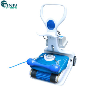 Swimming Pool Automotive Cleaning Equipment New Type HJ2028 Robot Pool Cleaner