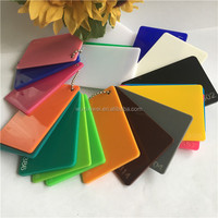 Coloured Perspex Acrylic Sheet Plastic Material Panel corrugated plastic pp sheet