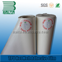 Good Performance High flexibility TPU Hot Melt Adhesive Film For Embroidery Badges