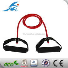 Rubber Cotton Family Fitness Exercise Belt Elastic Rope Yoga Resistance Bands Characters Pull Rope