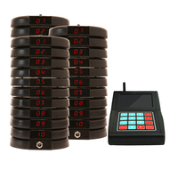 high quality wireless calling systems, queue calling system, coaster pager on sale