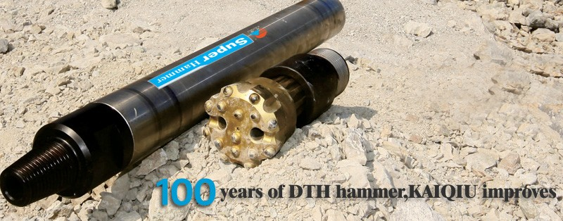 Rock Drilling Tools-Down The Hole/DTH Air Hammer(High air pressure DHD, COP, QL Series Shank)