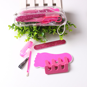 Reliable and Good travel nail tools manicure tool set