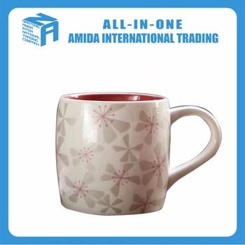 2017 New Design Ceramic Coffee Mug Shapes