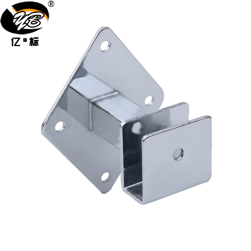 Shop Metal Wall Mounted Hooks Up Wire Square Pipe Hold Fix On The ...