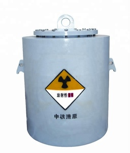 Radioactive material storage equipment