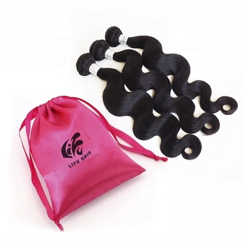 Virgin Hair Unprocessed Top Quality Brazilian 3 Bundle Deals 10A Grade Body Wave Virgin Human Hair With Lace Closure