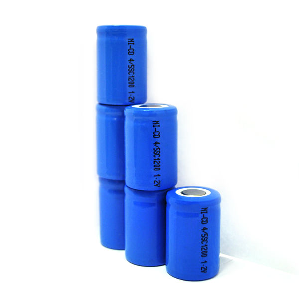kingkong batery 4/5sc1200 rechargeable Nicd batteries