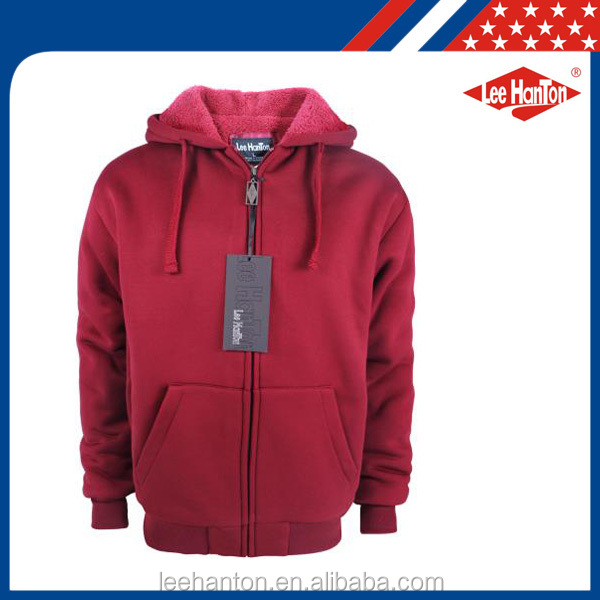 2017 new fashion custom mens hoodie zipper jacket