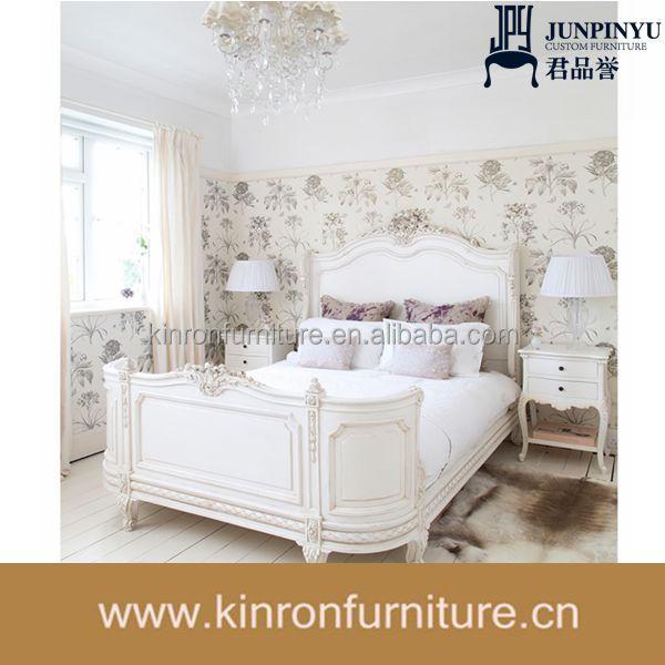 단단한 나무 침실 가구 프로방스 보나파르트 프랑스어 침대 ...