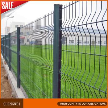 cheap price prefab garden fence panels