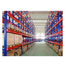 HEDA guangzhou steel shelf  pallet Warehouse storage rack shelf estante aco cromada