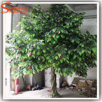 Whole Lifelike Le Type Fruit Tree Nursery Of Artificial Trees
