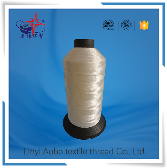 polyester filament sewing thread 450D for kite