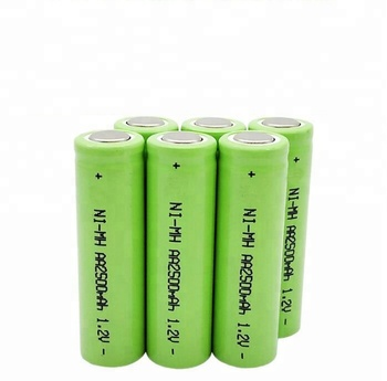 High Standard Ni-,Mh AA 1.2v 2500mAh Recharge Battery