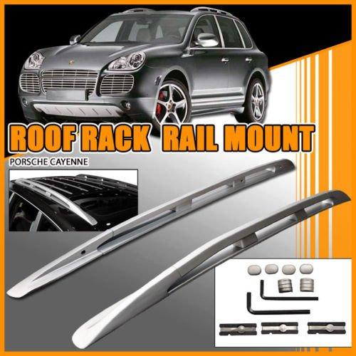 Porsche Cayenne OEM Style Roof Rack: Fits 2003, 2004, 2005, 2006, 2007, 2008, 2009, and 2010 Porsche Cayenne