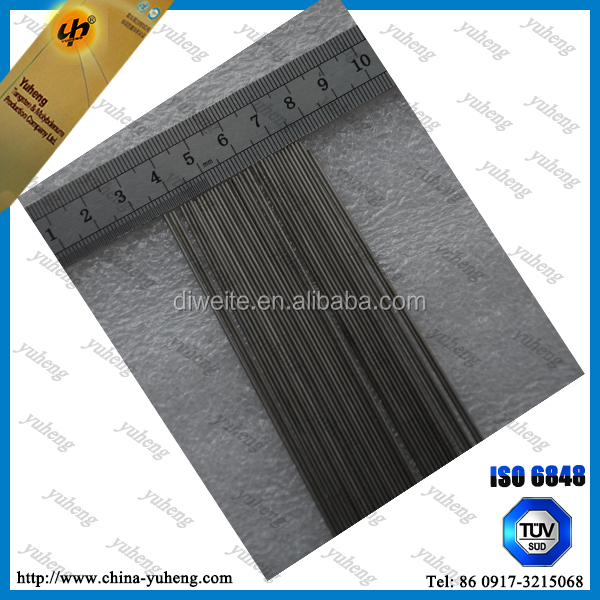 NEW product 1.6mm Compound Tungsten electrode WX/ WS/ WR2