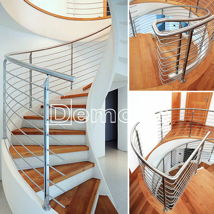 Charmant Metal Frame For Stair/ Details Of Curved Stair In Wood   Buy Metal Frame  For Stair,Details Of Curved Stair,Staircase In Wood Product On Alibaba.com