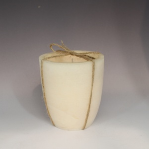 bowl shape repellent scented candle gift