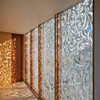 exterior wall decorative glass panel glass