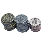 Custom metal game coins tokens for vending machine