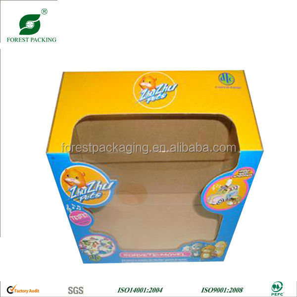 Doll Box With Window, Doll Box With Window Suppliers And Manufacturers At  Alibaba.com