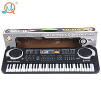 China wholesale 61 key piano keyboard electronic organ with microphone