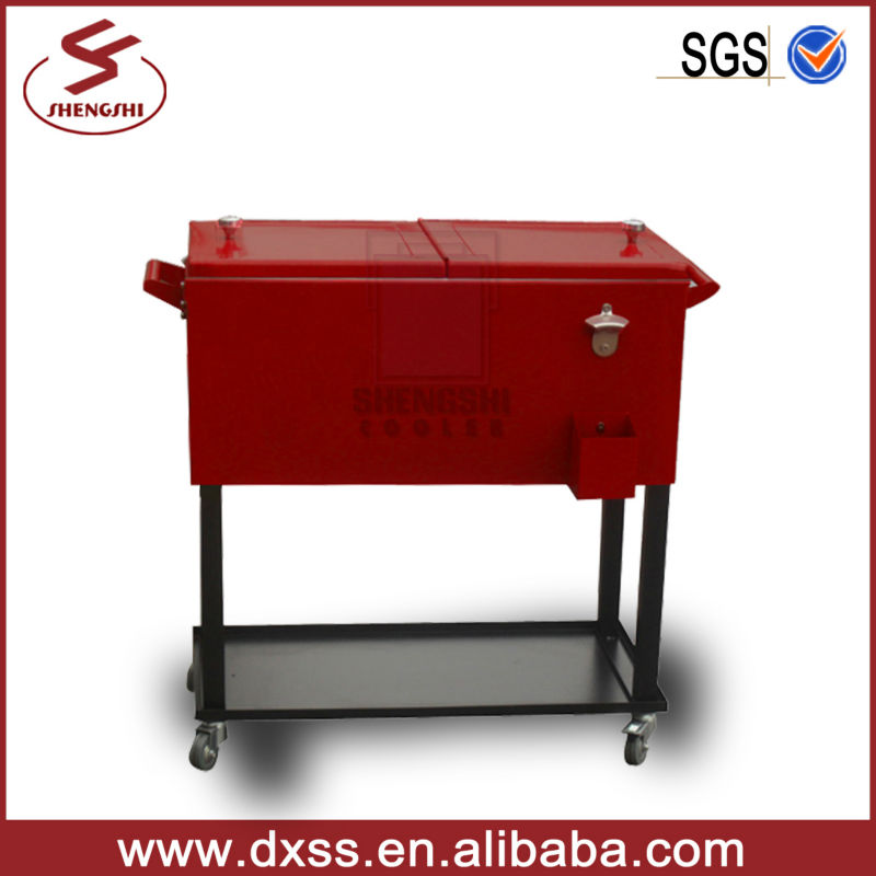 Amazing Rolling Ice Chest Cooler Cart, Rolling Ice Chest Cooler Cart Suppliers And  Manufacturers At Alibaba.com