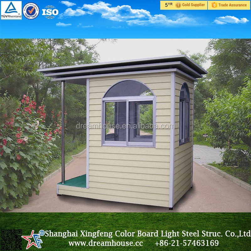 Sentry Box Material container house sale price