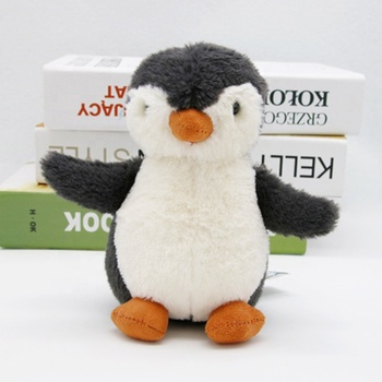 Amazon Supplier Factory Direct Selling Cute Elf Plush Penguin Toy