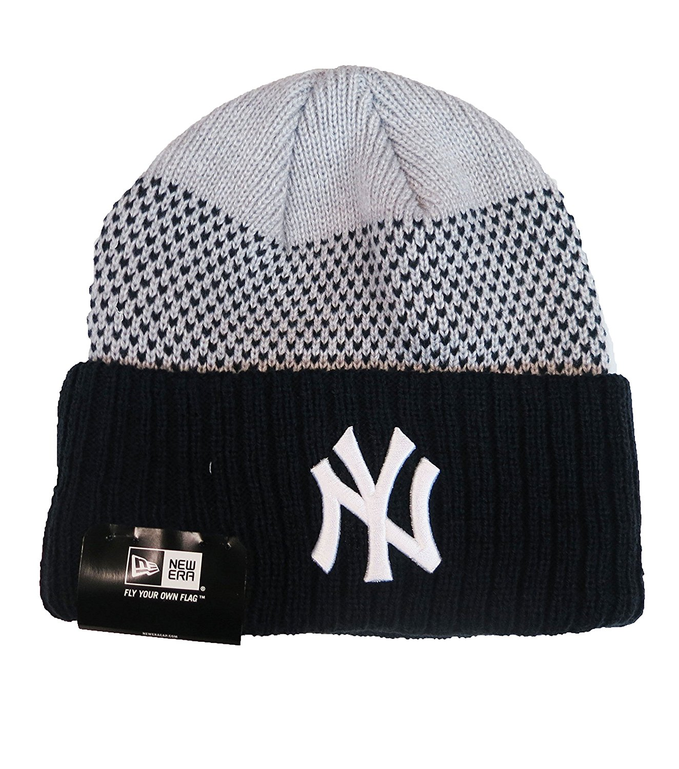 new styles 1de0d 439ac Get Quotations · New Era MLB New York Yankees Cozy Cover Men s Beanie in  Black