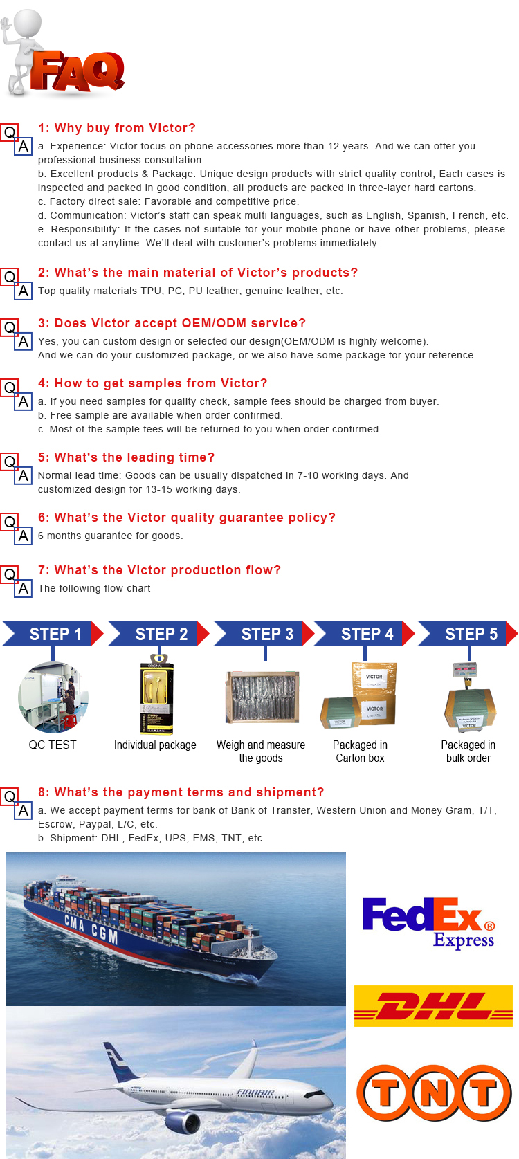 FAQ earphone