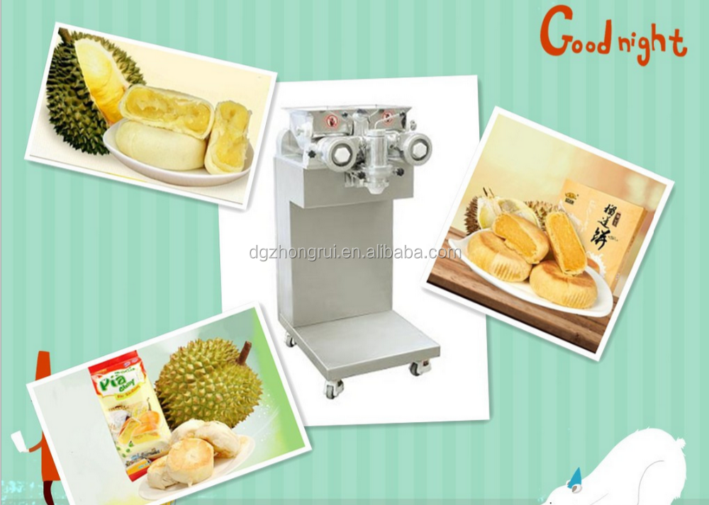 Commercial Stuffing filling machine for durian cake