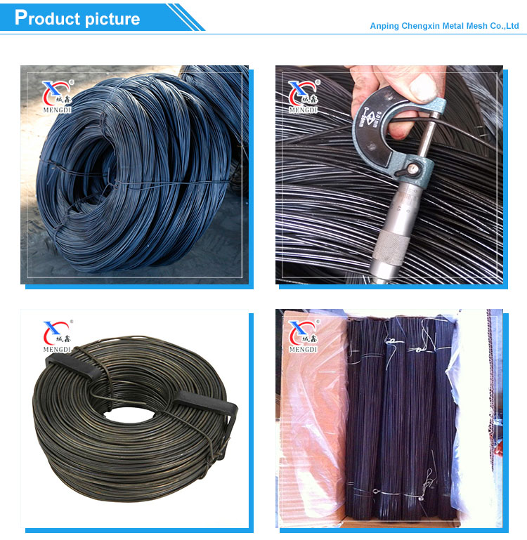 China cheap 2.5 mm annealed wire