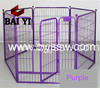 Chain Link Dog Cage & Portable Dog Runs & Lows Dog Pens With Factory Price