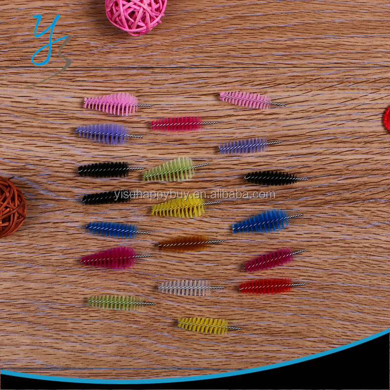 hot sale eyelash brush nylon mascara brush head