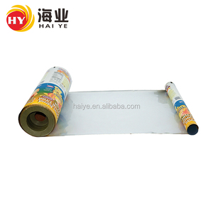 Chinese factory direct sale candy iridescent film roll with low price