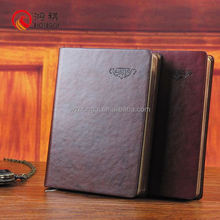 A106-A China 2012 notepad agenda,how to write agenda,leather cove agenda