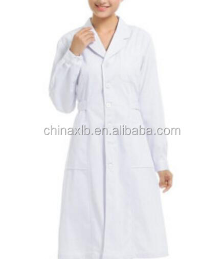 protect safety cotton robe overalls hospital laboratory workwear/hospital dress wears/hospital work clothing