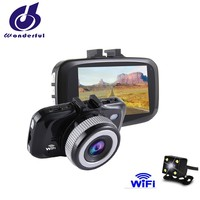 170 degree 2.7 inch LCD portable night vision mini size 1080p full hd car dash camera