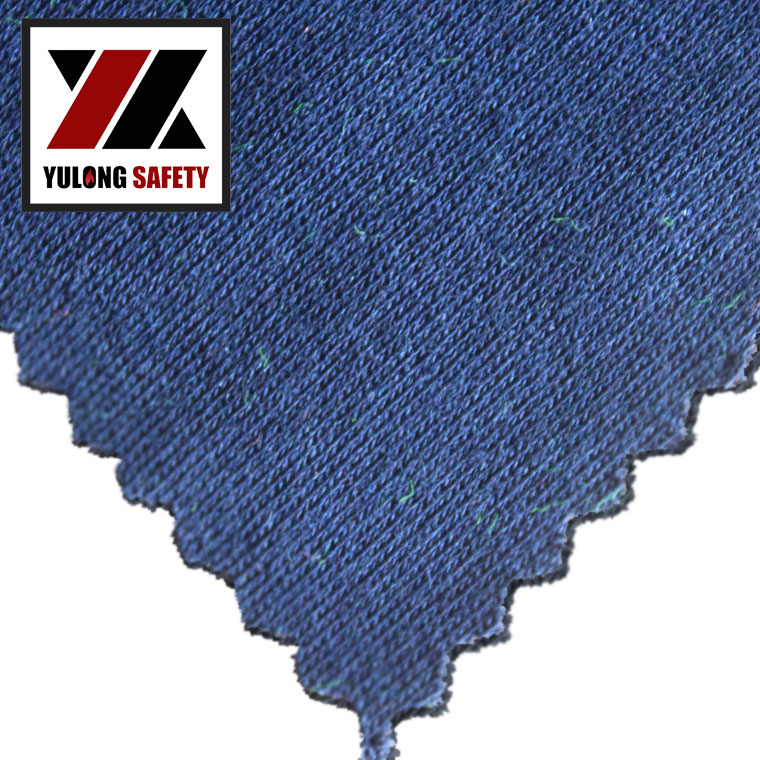 Warp Knitting Flame Fire Resistant Printed Knitted FR Fabric