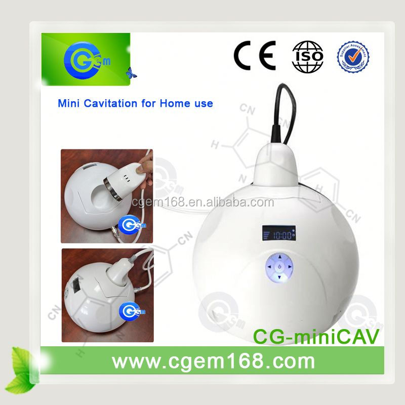 CG-miniCAV Cavitation liposuction abdomen slimming for sale