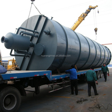 UASB type Anaerobic reactor for sewage treatment