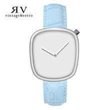 stainless steel movt quartz luxury OEM couple women watch mens sport gold private label minimalist pebble time wrist watches