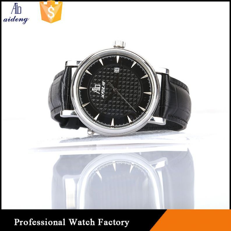Stainless Steel Band Automatic Skeleton Louis Quartz Mens Watch Watches