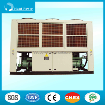 60 Ton Hvac Air Cooled Screw Chiller Plant In Pakistan