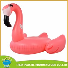 Inflatable floating Pool Toy, Giant Inflatable Flamingo Float