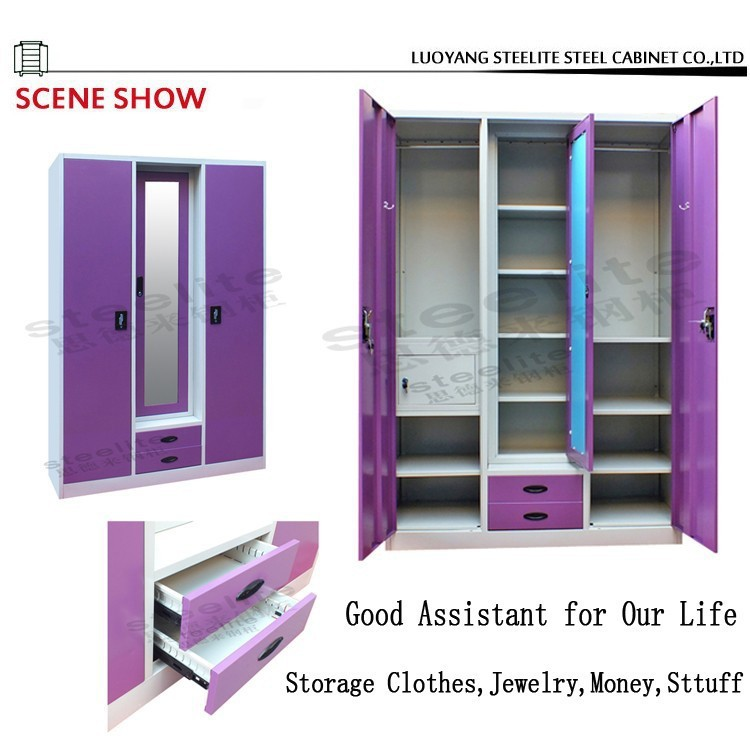portable wooden closets for bedrooms new purple garment closet storage wardrobe roselawnlutheran