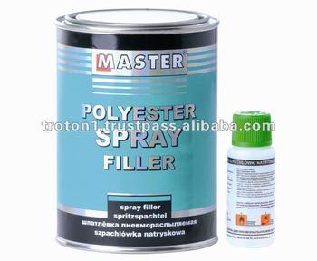 Sprey Dolgu Polyester Macun - Buy Polyester Macun,Araba Vücut ...